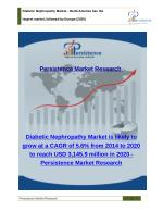 Diabetic Nephropathy Market - Size, Trend, Analysis, Share to 2020