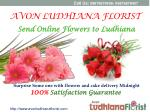 Send Flowers to Ludhina | Flowers Delivery in Ludhiana