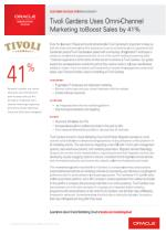 Tivoli Gardens Uses Omni-Channel Marketing to Boost Sales