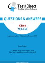 Cisco 210-060 CCNA Collaboration Exam Questions
