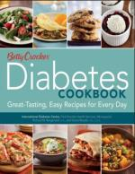 Diabetes Ebook: Betty crocker diabetes cookbook great tasting, easy recipes for every day (betty crocker cooking)