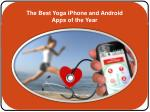 Developing a Perfect Health & Fitness App