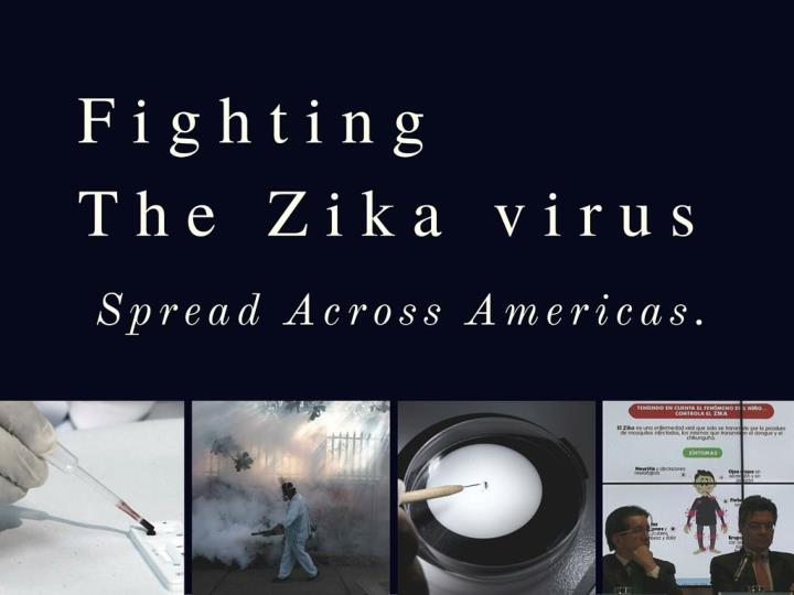 Fighting the Zika virus