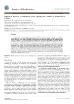 Impact of Biofield Energy Treatment in Carrots