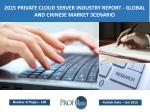 2015 Private Cloud Server Industry Analysis & Forecast