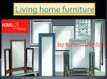 Home furnishing stores