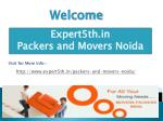 Expert5th Move the Entire Stuff Safely and Timely to Your Destination