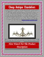 Candle Chandeliers: Should You Want This Home Decorative Apparel To Your Home?