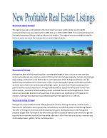 Buy property Portugal - Investment property in portugal - Ideal homes portugal