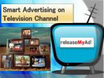 Effective Advertising on Television Channel