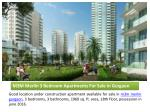 M3M Merlin 3 Bedroom Apartments For Sale in Gurgaon