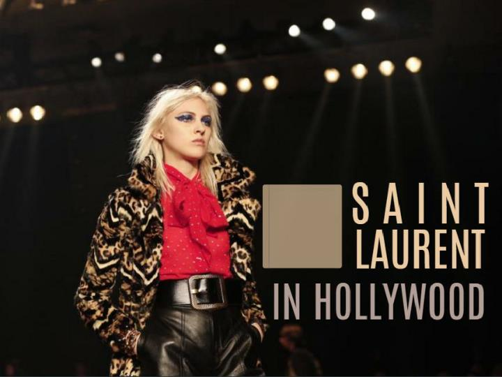 holy person laurent in hollywood n.