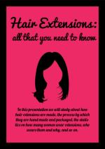 Hair Extensions | human hair extensions | fusion hair extensions