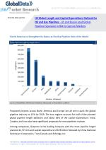 H2 Global Length and Capital Expenditure Outlook for Oil and Gas Pipelines: JSB Market Research