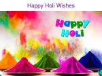 Happy Holi Everyone