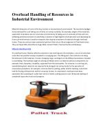 Forklift manufacturers india