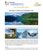 Get best Scandinavian Holidays And Tours Packages