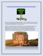 Did You Learn the Necessary Safety Signs to be used Day by Day