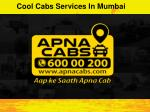 Cool Cabs Services In Mumbai