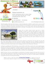 Ahmedabad To Kerala Holiday Packages For Kerala
