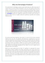 Why Use Dermalogica Products?