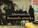 Aftermath of Brussels attacks