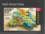 Delhi smart cities