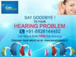 Affordable hearing aids in delhi by EAR Solutions