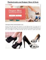Theshoetrends | Theshoetrends.com Luxury Footwear