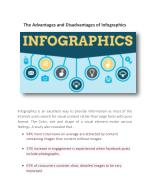 The Advantages and Disadvantages of Infographics