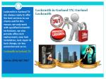 Locksmith in Garland TX| Garland Locksmith