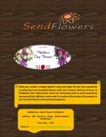 Send Mother's Day Flowers to Philippines