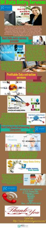 Leading Data entry service provider
