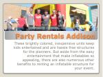 Inflatables Romeoville IL