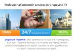 Grapevine locksmith