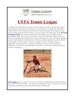 The tennis recruiting network