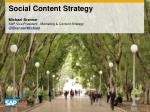 8 Steps To Effective Content for Social Media