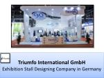 Exhibition Design Company in Germany