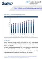 Propylene Capacity and Capital Expenditure Market Outlook