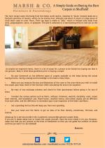 A Simple Guide on Buying the Best Carpets in Sheffield