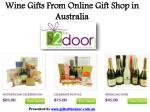 Online Wine Gifts Shopping Advantages From Online Gift Shop in Australia