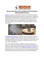 Increase the Value of Your Dallas/Fort Worth Home With Stamped Concrete