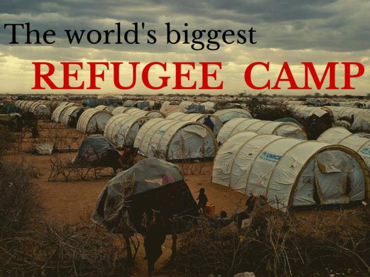 The world's biggest refugee camp
