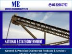 General & Precision Engineering Products & Services- Modern Engineering Pty Ltd