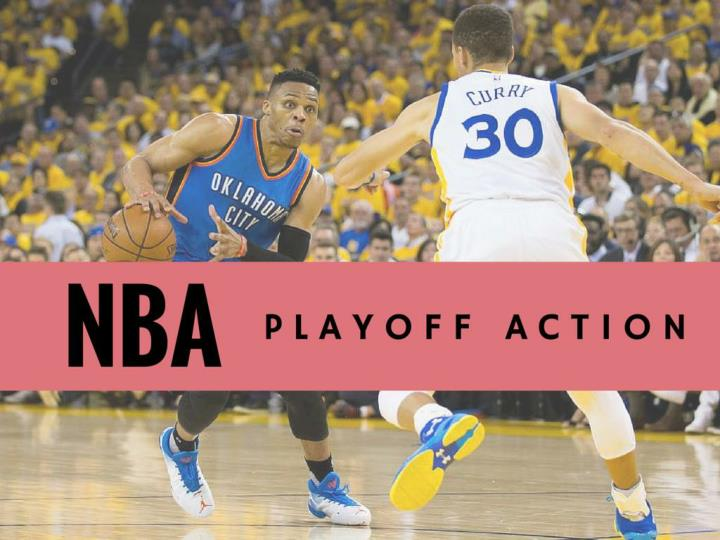 nba playoff action n.