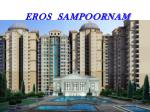 Eros Sampoornam Flats in Noida Extension | Property in Noida