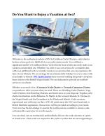 Abacos Yacht Charter
