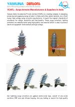 Surge Arrester Manufacturers & Suppliers In India