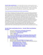 Newbie Video Cash Machine Review & Newbie Video Cash Machine $16,700 bonuses