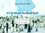 The Future Of Work V2
